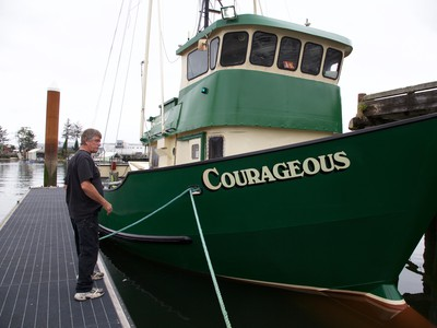 NOAA Wants More Cameras On Fishing Vessels And Fewer Biologists