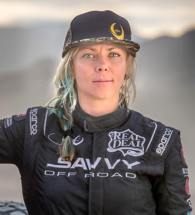 Jessi Combs was attempting to break her own land speed record when she died in a fatal crash in Oregon's Alvord desert August 27, 2019.