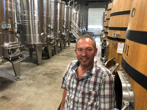 Gilles Nicault, head winemaker at Long Shadows winery in Walla Walla, says quality wine in the can could surprise consumers and make new Northwest wine fans.