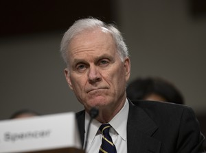 Navy Secretary Richard V. Spencer Forced Out