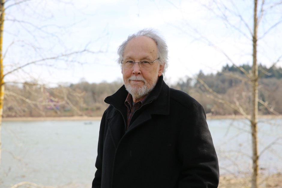 """Oregon writer Barry Lopez's latest book is """"Horizon."""" It focuses on his travels over the last half century to six different parts of the world: the Arctic Circle, Antarctica, Australia, Kenya, the Galapagos Islands, and the Oregon Coast."""