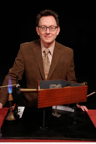 Two-time Emmy winner Michael Emerson hosts The Mystery of Matter: Search for the Elements