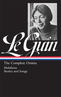 Le Guin first wrote a poem in the Orsinian language published in 1959. Her stories set in Orsinia began appearing in the 1970s.