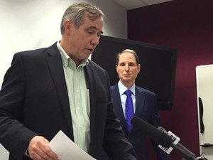 U.S. Sens. Jeff Merkley and Ron Wyden respond to concerns over Portland air pollution.
