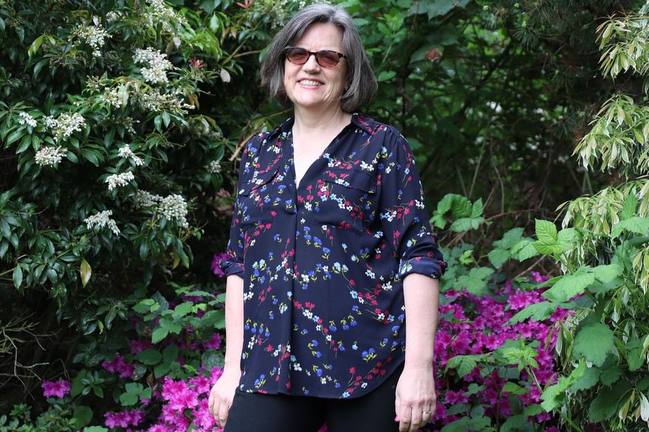 """Susan Moore's poem """"Downtown Portland, Pre-Pandemic"""" longs for the days of Portland's bustling streets."""