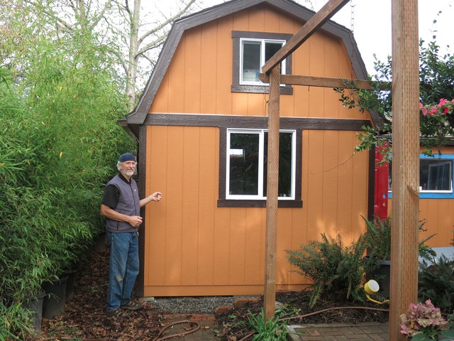Will Portland Let You Turn Your Garden Shed Into An Earthquake