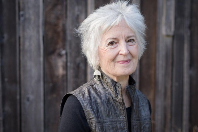 """Oregon author Alice Tallmadge released her memoir """"Now I Can See the Moon - A Story of Social Panic, False Memories, and a Life Cut Short"""" in April 2018 with She Writes Press."""