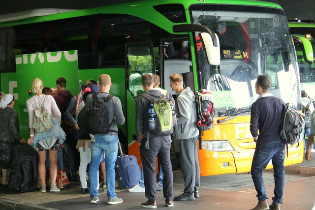 FlixBus, which serves nearly 100 destinations across the U.S., is coming to the Northwest.