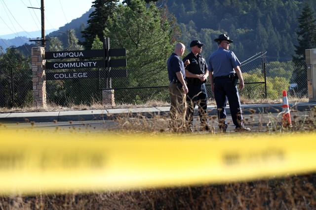 A deadly shooting in October 2015 at Umpqua Community College in Roseburg, Oregon, left 10 people dead, including the shooter.