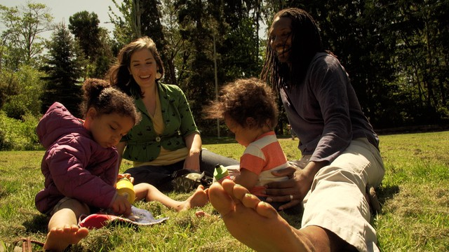 Teddy and Annie McGlynn-Wright had a difficult time finding a preschool for their first child Charlie, so they decided to help start an outdoor preschool program in Seattle public parks.