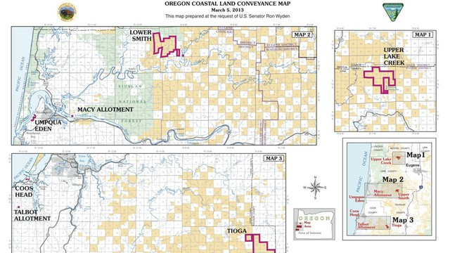 Draft Bill Would Return Forest Land to Western Oregon Tribes . News ...