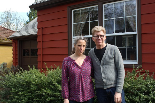 University of Portland professors Laurie McLary and Jeff White have been dealing with paint odors in their neighborhood for more than a decade. McLary said the Oregon Department of Environmental Quality did not take her complaints seriously, and that she felt she and other neighbors were doing the job of environmentalregulators.