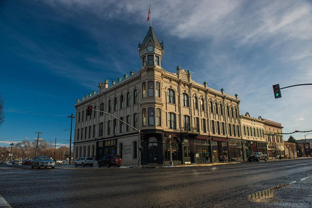 The Geiser Grand Hotel was hardly grand for its first 105 years. Opened in 1889, it went through many incarnations as a place for bawdy, wild times well into the 1980s. A major renovation turned the Geiser Grand Hotel from a dilapidated eyesore into Baker City's most recognizable landmark.