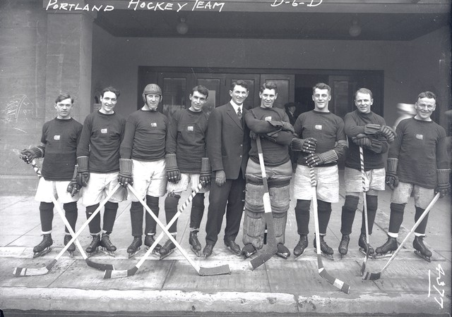 In 1916, the Portland Rosebuds became the first American team to engrave its name on the Stanley Cup, though they technically never won it.