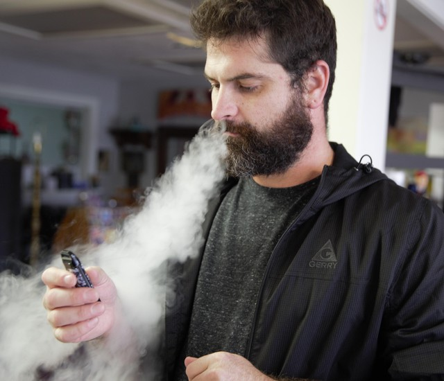 Oregon stores saw sales drop 40 to 70% when the new lung illness first hit the headlines. But customers are now returning even in the face of a federal ban on many products.