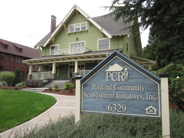 Portland Community Reinvestment Initiatives is focused on affordable housing.
