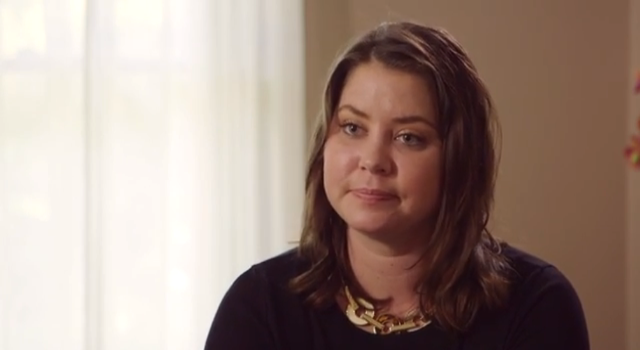 A still photo from the YouTube video of Brittany Maynard talking about her choice to use Oregon's Death with Dignity law.