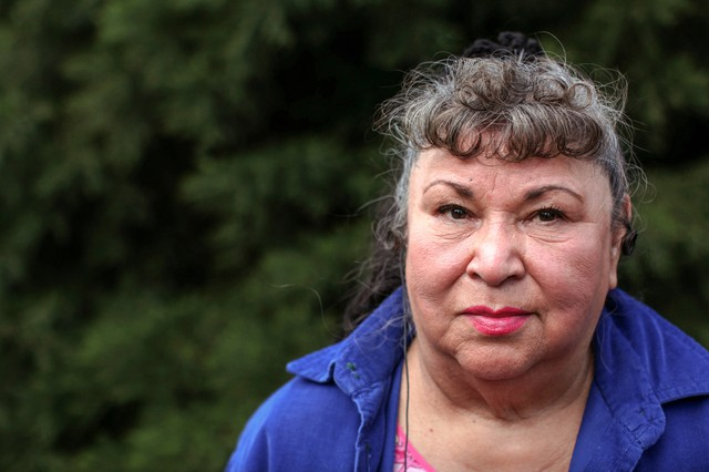 Verdena Parker is the last living speaker of the Hupa language. She lives in Winston, Oregon.
