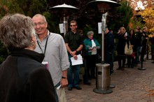 More than a hundred filmmakers attended this year at BendFilm.
