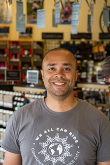 Mychal Tetteh has been serving as  CEO of the Community Cycling Center for a little more than 10 months, but has connections to the organization that span decades.