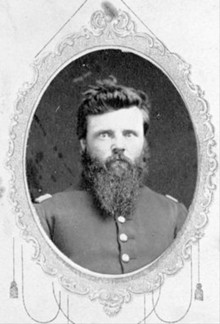 George Byron Currey was the first commander of the Oregon Volunteer Infantry Regiment.