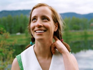 Musician, podcaster and author Laura Veirs.