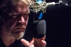 """In """"Pontypool,"""" Todd Van Vorris stars as Grant Mazzy, a local radio DJ in small-town Clatsop County. The new play by CoHo Productionsruns from February 8 to March 2."""