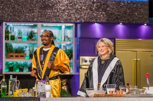 Find Snoop and Martha on a television screen near you.