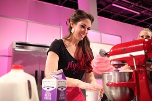 """Kyra Bussanich is a four-time winner of """"Cupcake Wars."""""""