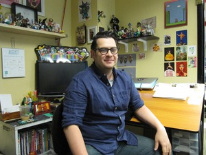 """Portland comics artist Terry Blas publishes a mini-comic called """"You Say Latino,"""" that takes on racial, national and linguistic identity with an artistic flare."""