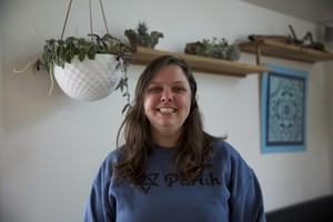 Eilidh Lowery,parent and United Methodist pastor, is one of the Portland's new school board members.