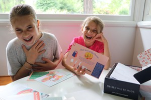 Little Sous helps children become culinary adventurers through its website and at-home education modules.