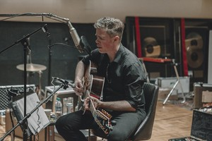 "Josh Ritter's new album, ""Fever Breaks,"" was released April 26."