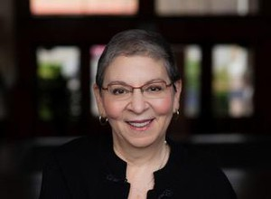 """Retired Seattle librarians Nancy Pearl published her first novel, """"George and Lizzie"""" in 2018."""