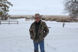 Arizona rancher LaVoy Finicum said his four foster children were removed from his home during the armed occupation of a wildlife refuge near Burns.