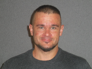 Christopher Wilson, 37, is charged with three counts of arson in the first degree and reckless endangerment.