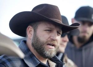 Ammon Bundy told remaining occupiers to stand down and leave the refuge.