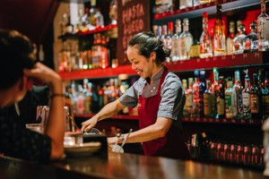 What does it take for women to make it in the male-dominated beverages industry?