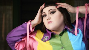 Portland singer Beth Ditto's full-length solo debut, 'Fake Sugar,' is out now.