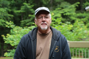 Dave Bertz, director of operations at Camp Tadmor.