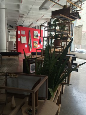 Oregon makers showed stuff this month at WantedDesign Brooklyn.