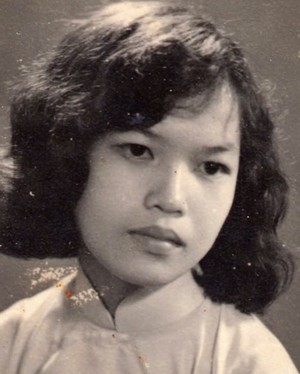 """I was extraordinarily close to my mother"" Vu Pham shares."