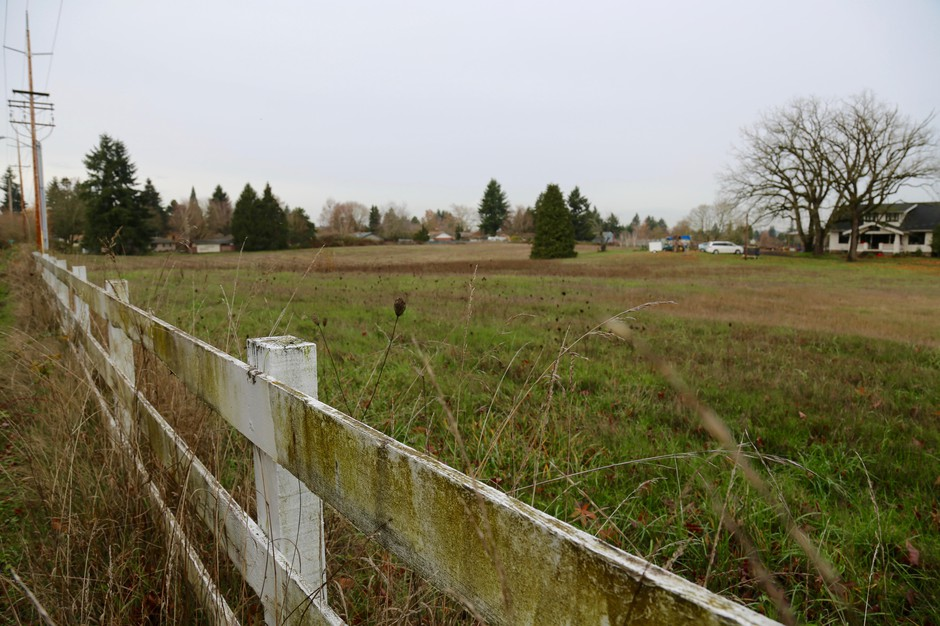 A 9.5-acre parcel of land donated by Vancouver philanthropists Ed and Dollie Lynch.