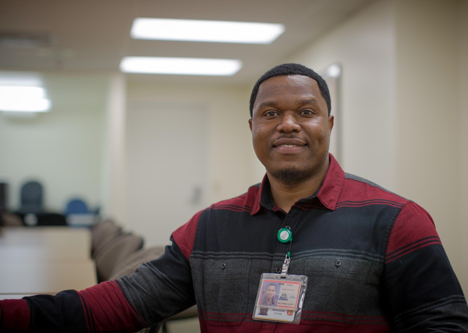 Justin Kuunifaa is a nurse andhas been a public employee for his whole career.