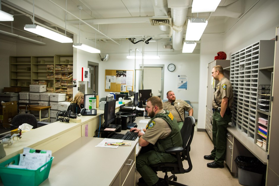 Clackamas County Jail staff, like those at many other Northwest jails, are working with people in difficult situations while dealing with a lack of funding and overcrowding.