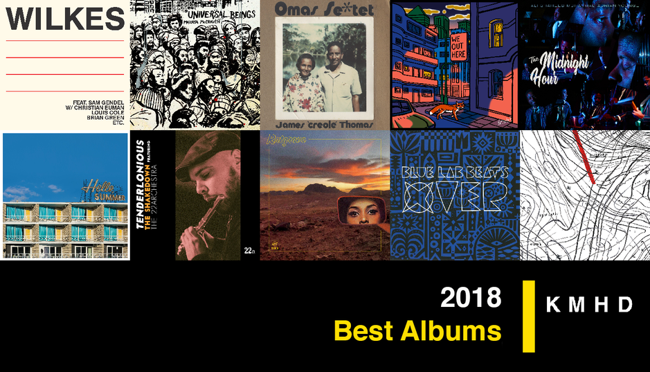 Kmhd's Top 10 Jazz Albums Of 2018 | KMHD