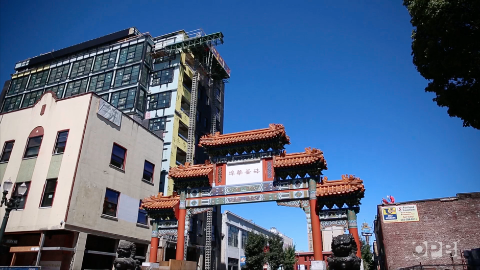 Changes in Portland's Chinatown.