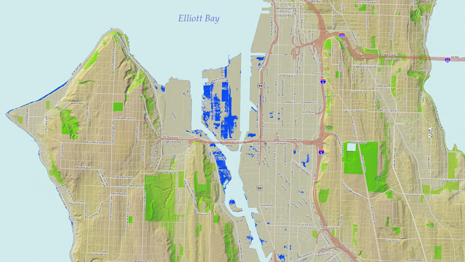 What Climate Change Means For Seattle And The Northwest . News | OPB