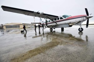 Feds Declare Pendleton's Air Service Non-Essential   News | OPB